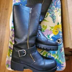 Harley davidson tall boots